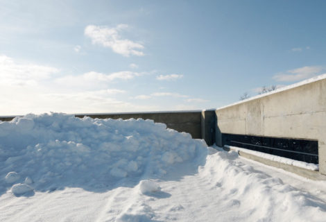 Snow Removal: Maintenance for Parking Structures in Winter Conditions