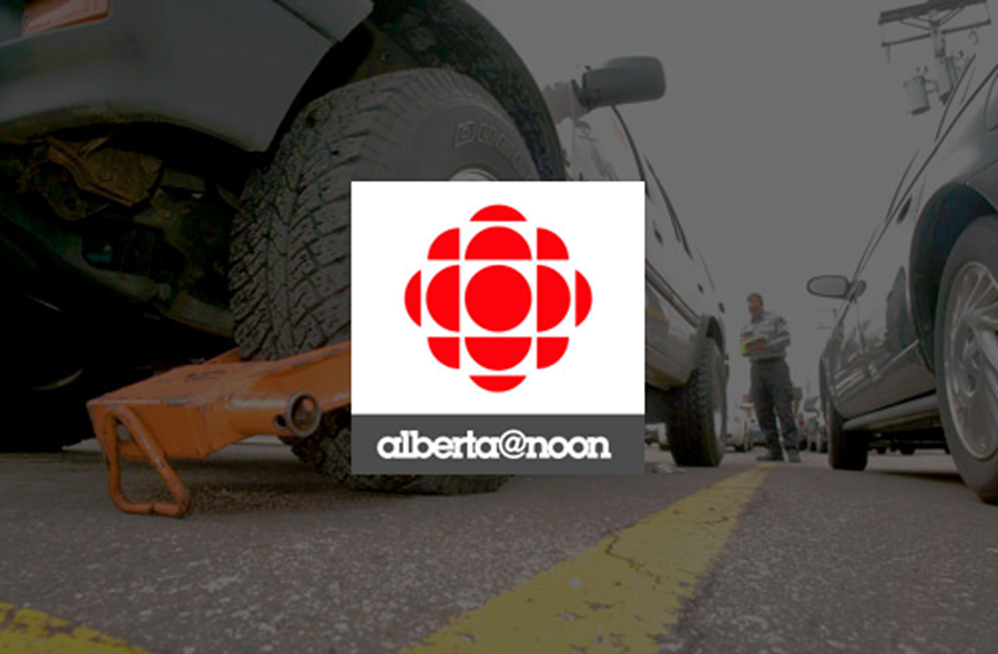 Should parking lots be able to impound your vehicle if you park illegally? – CBC Alberta @ Noon Podcast