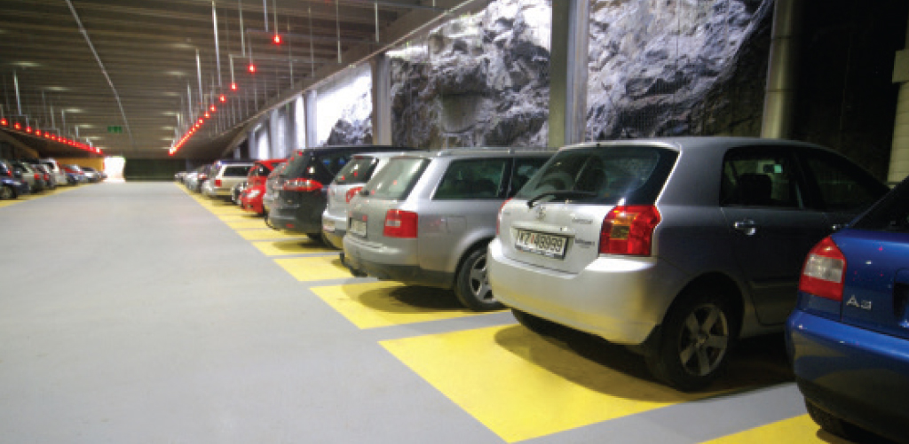 The Basics of Parking Lot Deck Protection