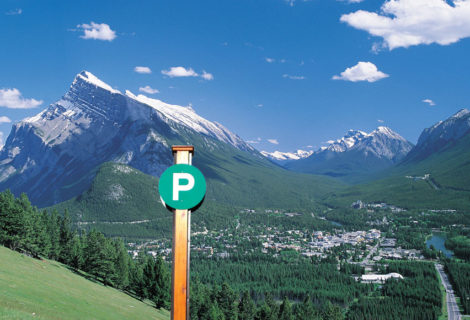 Banff, Alberta awaits: A parking and transportation tale of the 2017 Conference Host Site