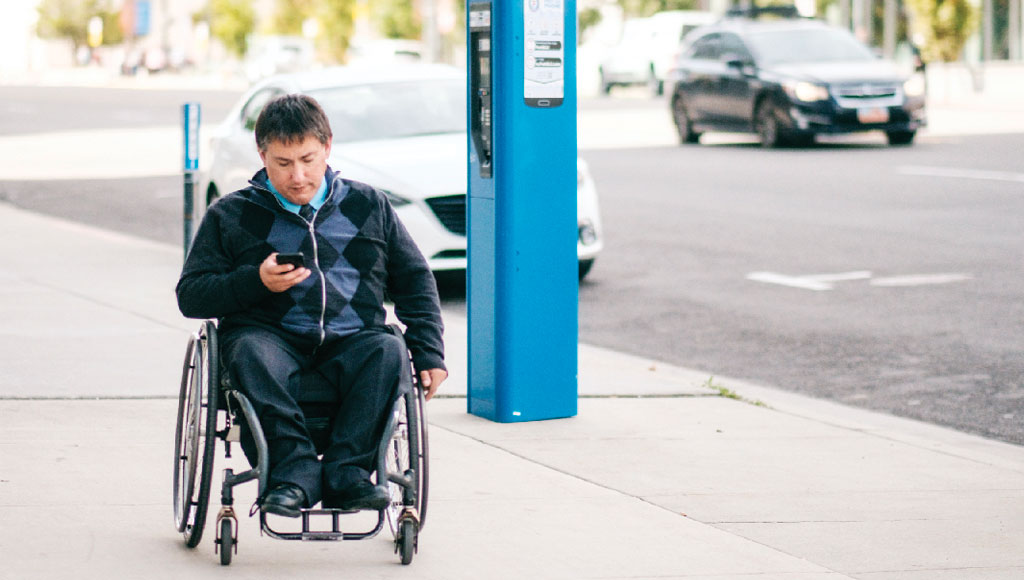 Parking Technology Can Help Cities Become More Accessible For People With Disabilities