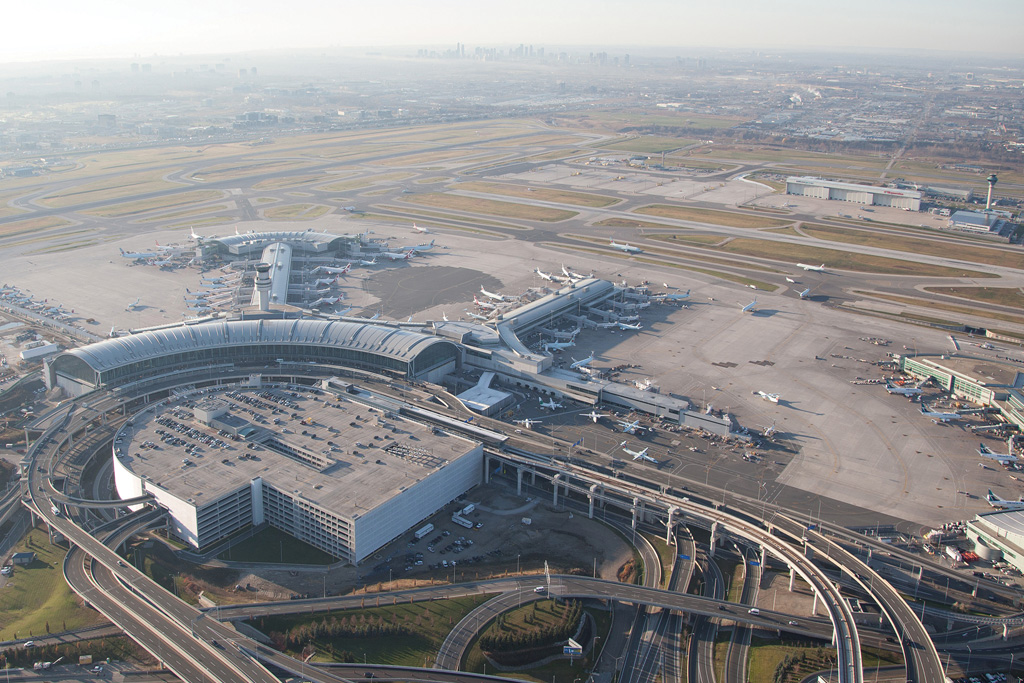 Toronto Pearson Airport Expands Parking and Mobility Plan