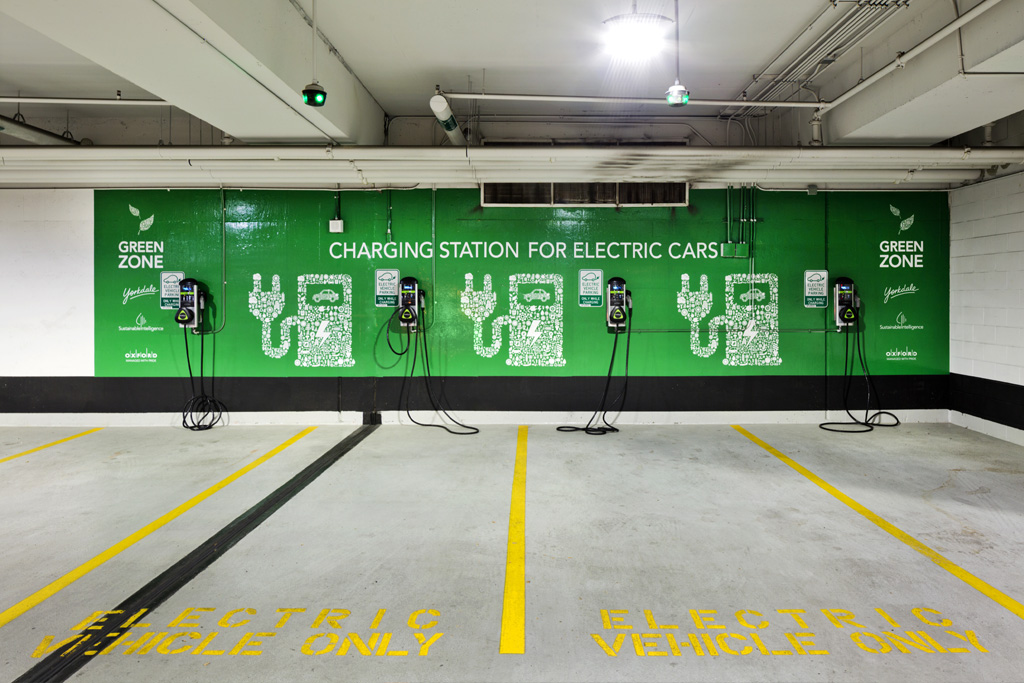 Oxford Properties' Yorkdale Shopping Centre achieves Canada's first Parksmart certifications