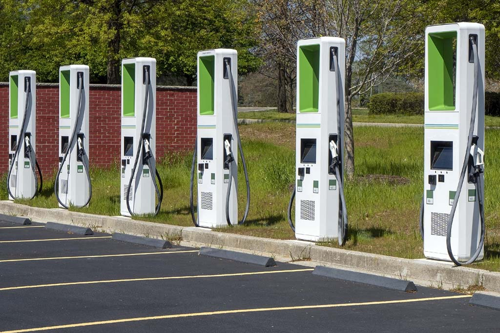 Preparing for Parking's Electric Future