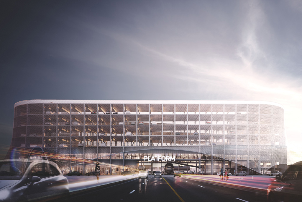 The Future of Parking Structures is 9AP