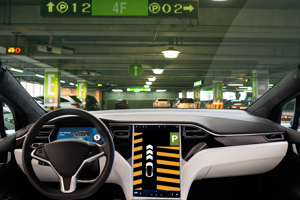 The Future of Parking Guidance is Smart and Simple