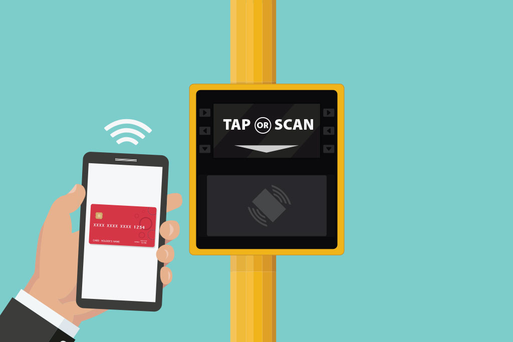 When luxury becomes necessity — Is COVID-19 the tipping point for contactless parking payments?